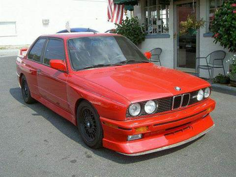 1989 BMW M3 For Sale   Carsforsale.com