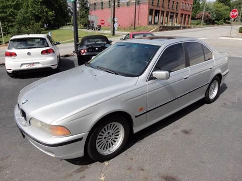 2000 BMW 5 Series for sale in Campobello, SC