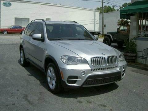2012 BMW X5 for sale in Campobello, SC