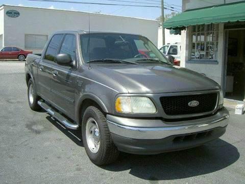 2003 Ford F-150 for sale in Campobello, SC