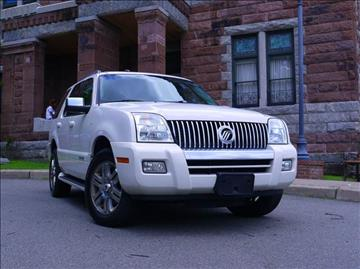 2008 Mercury Mountaineer for sale in Paterson, NJ