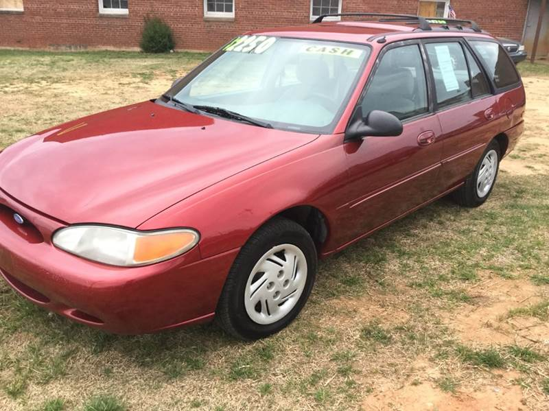 1997 ford escort lx 4dr wagon in hickory nc cash and go cars. Black Bedroom Furniture Sets. Home Design Ideas