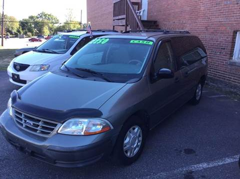 2000 Ford Windstar for sale in Hickory, NC