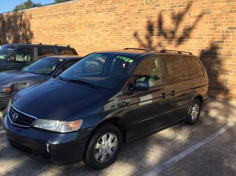 2003 Honda Odyssey for sale in Hickory, NC