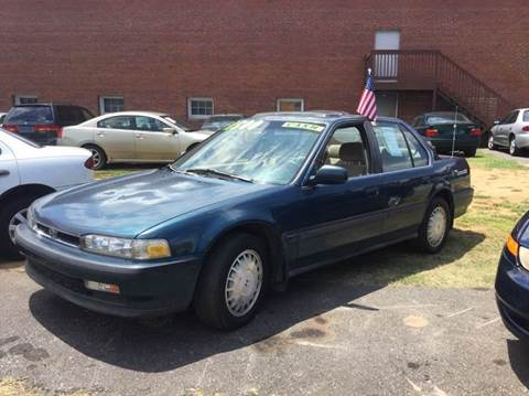 1991 Honda Accord for sale in Hickory, NC