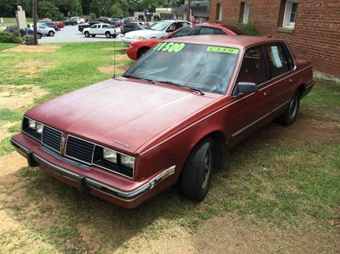 1984 Pontiac 6000 for sale in Hickory, NC