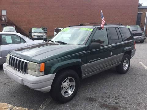 1998 Jeep Grand Cherokee for sale in Hickory, NC