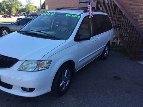 2002 Mazda MPV for sale in Hickory, NC