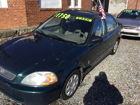 1998 Honda Civic for sale in Hickory, NC