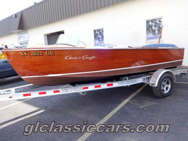 1954 Chris-Craft 17' Sportsman