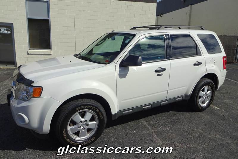 2011 ford escape xlt awd 4dr suv in hilton ny great lakes classic cars. Black Bedroom Furniture Sets. Home Design Ideas
