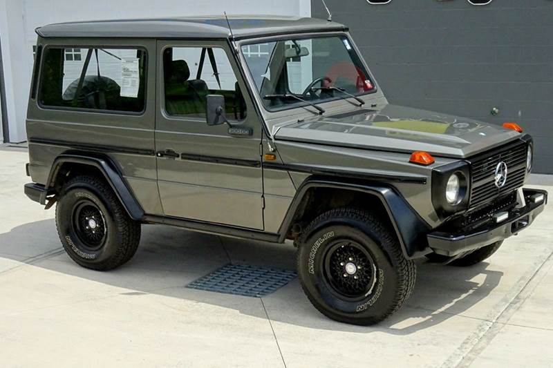 1985 mercedes benz g class 300gd in hilton ny great lakes classic cars. Black Bedroom Furniture Sets. Home Design Ideas