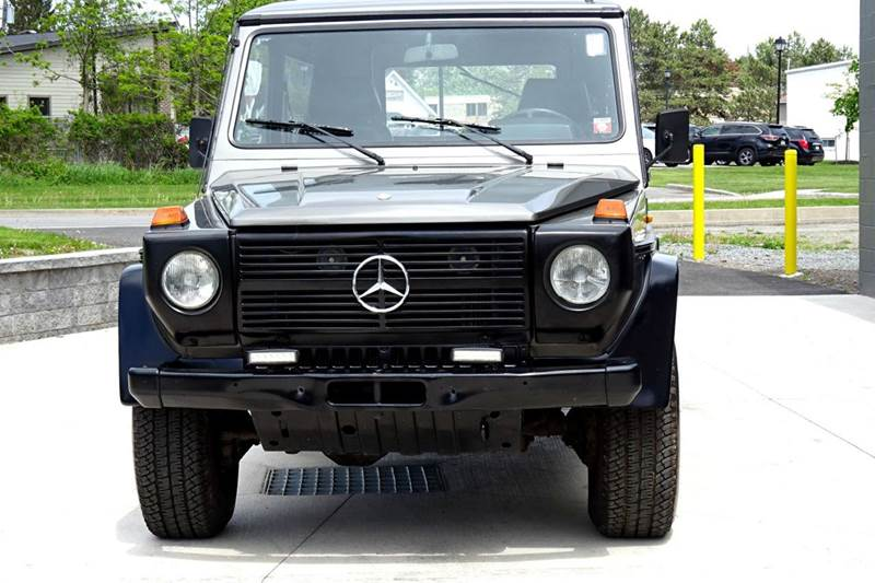 1985 mercedes benz g class 300gd in hilton ny great for Mercedes benz g class mpg
