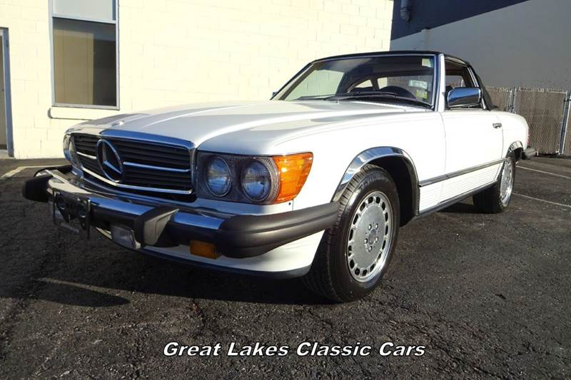 Mercedes benz sl class for sale in rochester ny for Mercedes benz henrietta ny