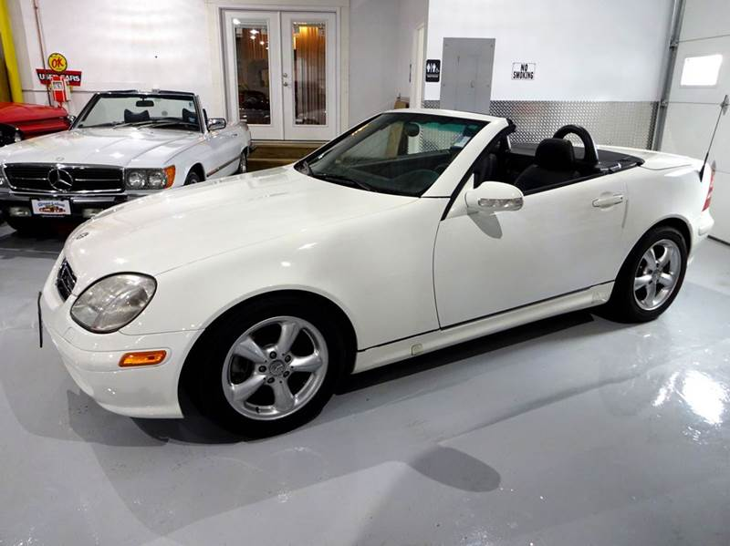 2003 mercedes benz slk slk 320 2dr roadster in hilton ny great lakes classic cars. Black Bedroom Furniture Sets. Home Design Ideas