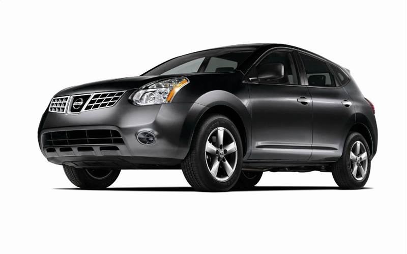 2010 nissan rogue s awd 4dr crossover in hilton ny great. Black Bedroom Furniture Sets. Home Design Ideas