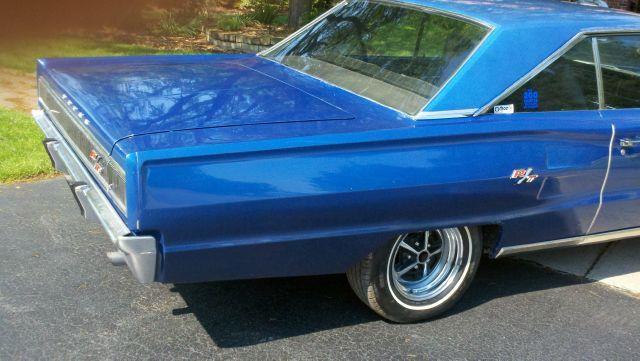 1967 Dodge Coronet R/T - Rochester NY