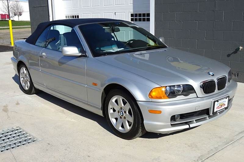 2001 Bmw 3 Series 325ci 2dr Convertible In Hilton Ny Great Lakes Classic Cars