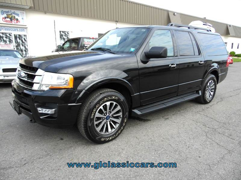 2015 ford expedition el 4x4 xlt 4dr suv in hilton ny great lakes classic cars. Black Bedroom Furniture Sets. Home Design Ideas
