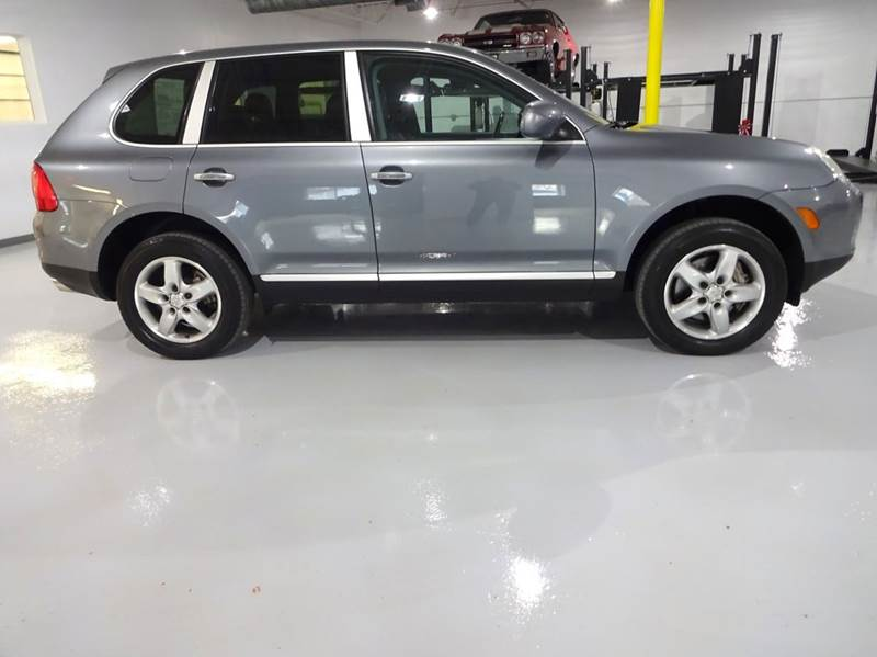 2004 porsche cayenne s awd 4dr suv in hilton ny great. Black Bedroom Furniture Sets. Home Design Ideas