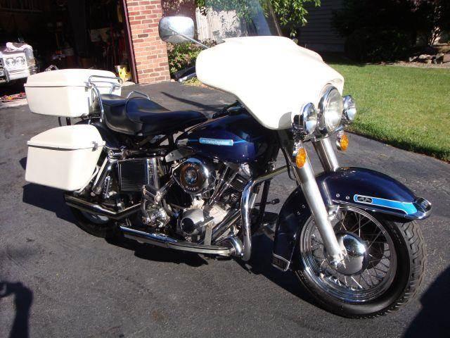 1978 Harley-Davidson 1200 FLH FLH - Rochester NY