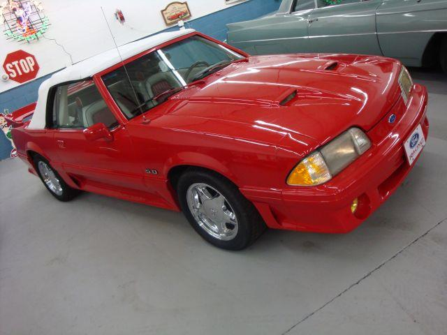1993 ford mustang gt convertible in hilton ny great lakes classic cars. Black Bedroom Furniture Sets. Home Design Ideas