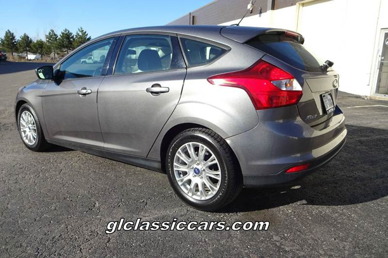 2012 ford focus se 4dr hatchback in hilton ny great lakes classic cars. Black Bedroom Furniture Sets. Home Design Ideas