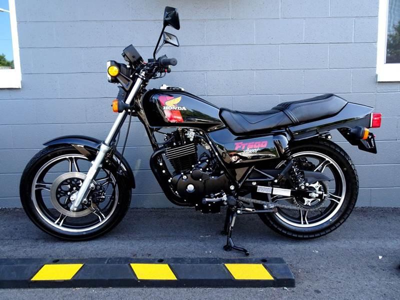 1982 Honda FT-500