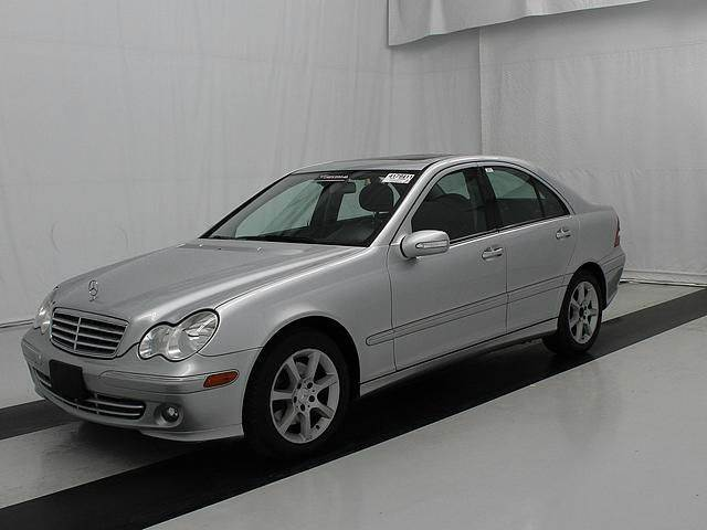 2007 mercedes benz c class c280 luxury 4matic awd 4dr