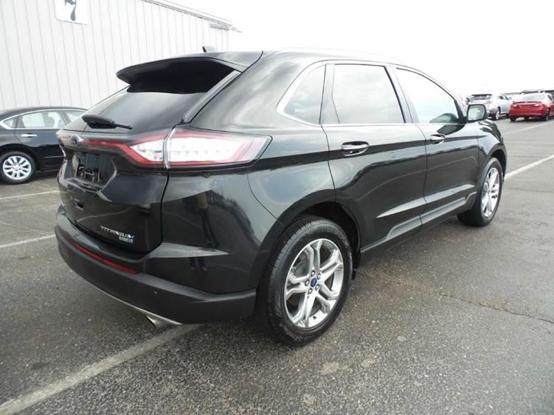 2015 ford edge awd titanium 4dr suv in hilton ny great lakes classic cars. Black Bedroom Furniture Sets. Home Design Ideas
