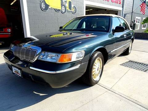 1998 Mercury Grand Marquis for sale in Hilton, NY