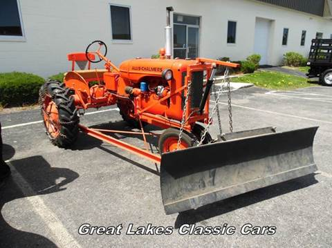 1941 Allis Chalmers D for sale in Hilton, NY