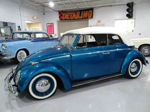 1961 Volkswagen Beetle Convertible for sale in Hilton, NY
