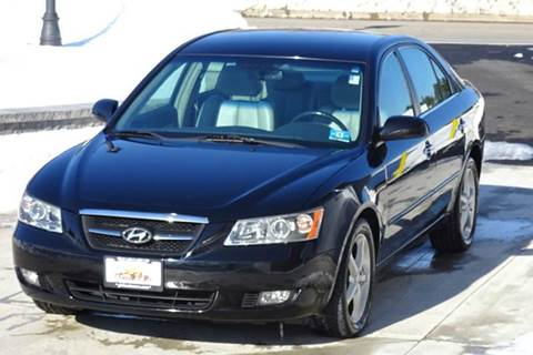 2007 Hyundai Sonata for sale in Hilton, NY