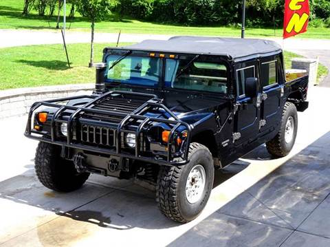 1997 HUMMER H1 for sale in Hilton, NY