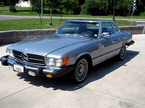 1984 Mercedes-Benz 380-Class for sale in Hilton, NY
