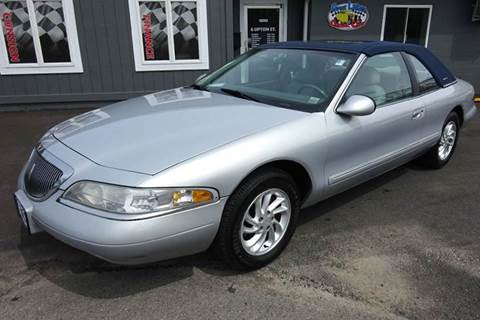 Lincoln mark viii for sale for Chaparral motors lubbock tx