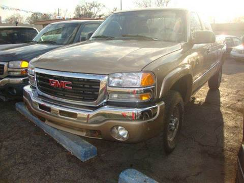1999 GMC Sierra 2500 for sale in Lincoln Park, MI