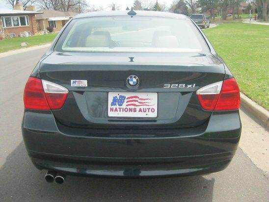 2007 BMW 3 Series AWD 328xi 4dr Sedan - Denver CO