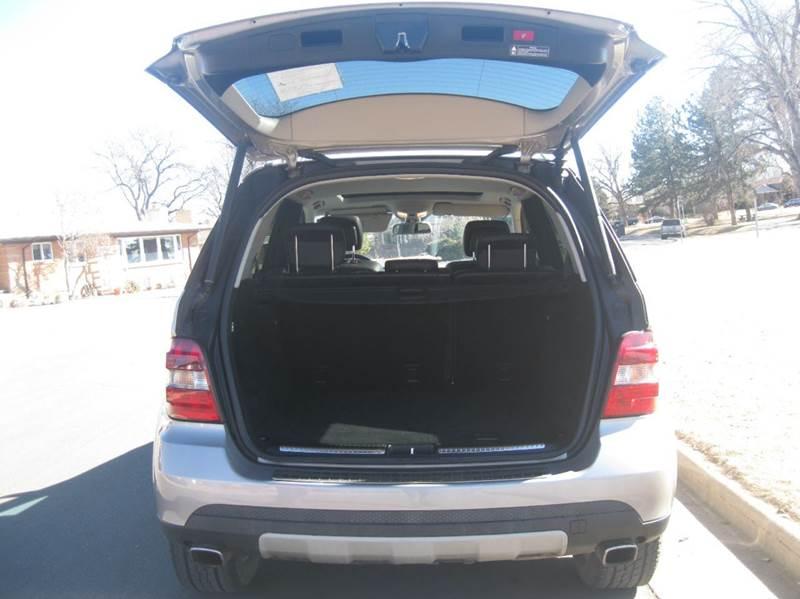 2008 Mercedes-Benz M-Class ML 350 AWD 4MATIC 4dr SUV - Denver CO