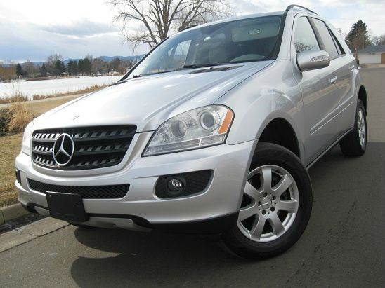 2006 mercedes benz m class ml 350 awd 4matic 4dr suv in. Black Bedroom Furniture Sets. Home Design Ideas