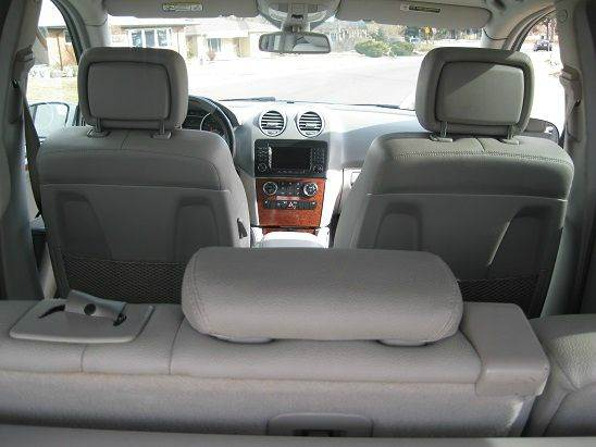 2006 Mercedes-Benz M-Class ML 350 AWD 4MATIC 4dr SUV - Denver CO