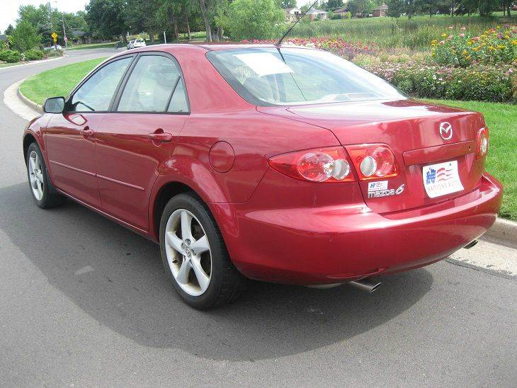 2005 Mazda MAZDA6 i 4dr Sports Sedan - Denver CO