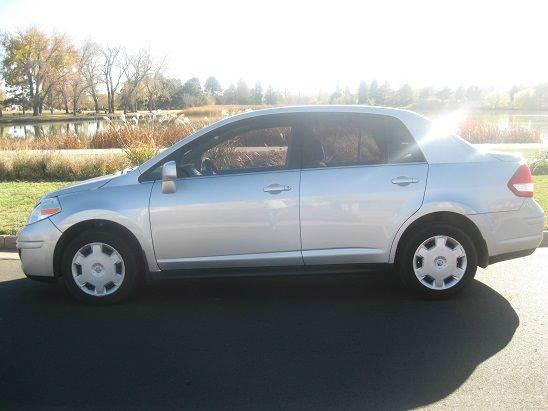2009 Nissan Versa 1.8 SL 4dr Sedan - Denver CO