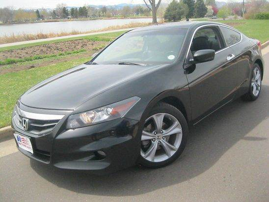 2011 Honda Accord EX-L V6 2dr Coupe 5A - Denver CO
