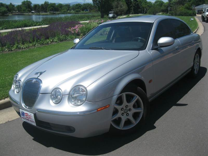 2005 Jaguar S-Type 4.2 4dr Sedan - Denver CO