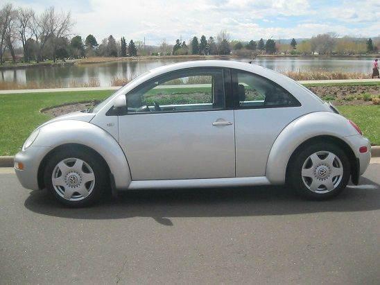 2000 Volkswagen New Beetle GLS 2dr Hatchback - Denver CO