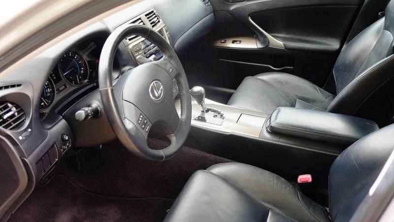 2007 Lexus IS 350 4dr Sedan - Denver CO