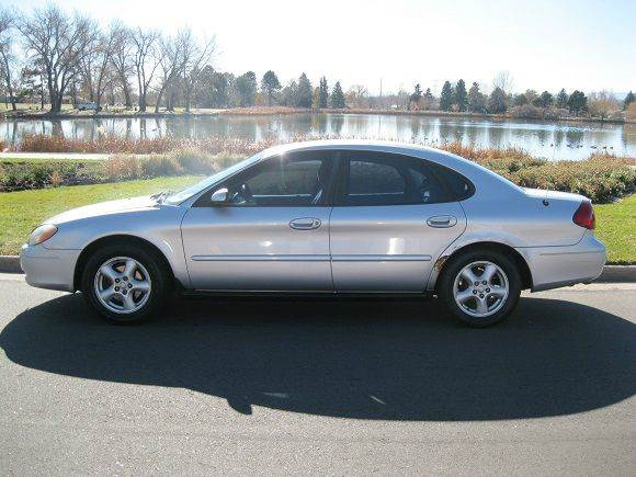 2002 ford taurus ses 4dr sedan in denver co nations auto. Black Bedroom Furniture Sets. Home Design Ideas