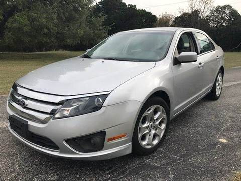 2010 ford fusion for sale for Mcvay motors pensacola florida